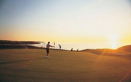 cheap things to do in wales - nefyn golf