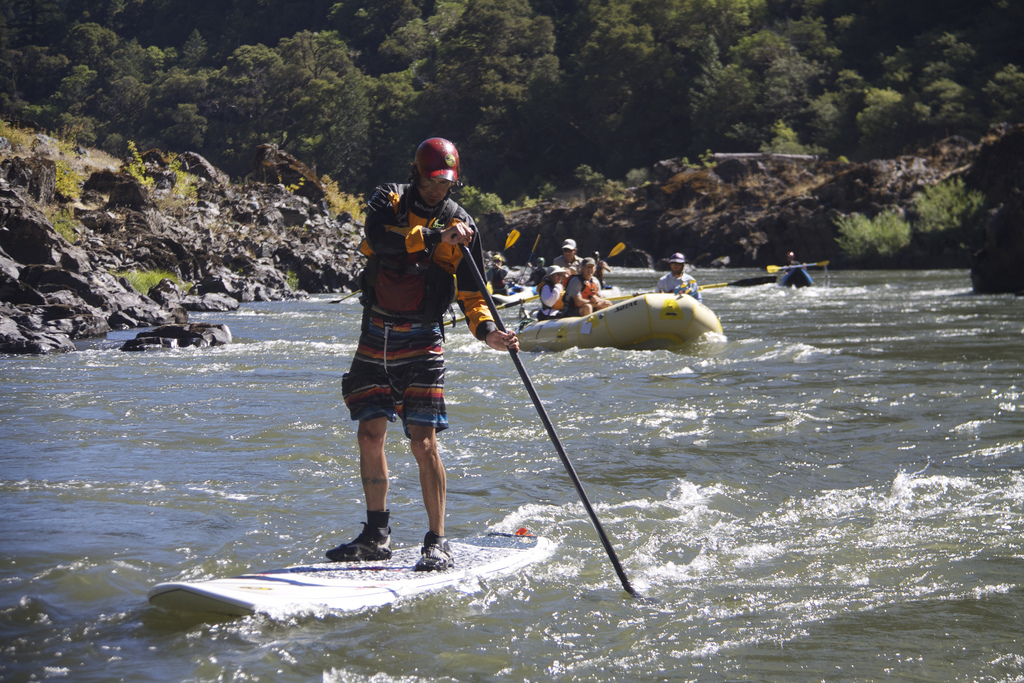 Stand Up Paddleboarding Quickly Becomes Favored Surface Water Sport